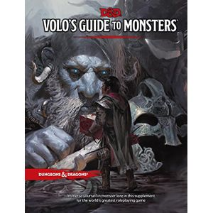 [Dungeons & Dragons: Volo's Guide To Monsters (Hardcover) (Product Image)]