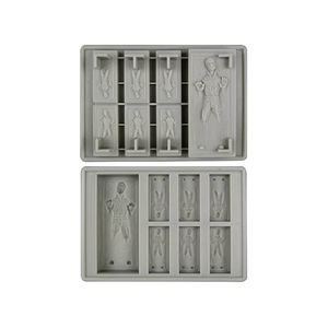[Star Wars: Ice Cube Tray: Han Solo (Product Image)]