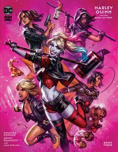 [Harley Quinn & The Birds Of Prey #3 (Ian Macdonald Variant) (Product Image)]