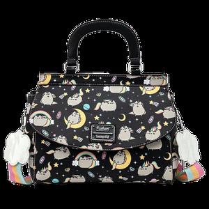 [Pusheen: Loungefly Cross Body Bag: Rainbow Unicorn (Product Image)]