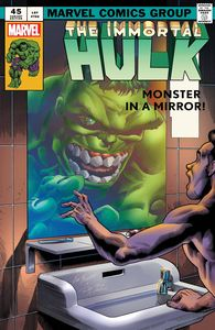 [Immortal Hulk #45 (Bennett Homage Variant) (Product Image)]