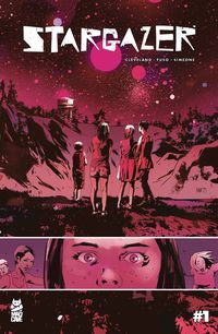 [The cover for Stargazer #1]