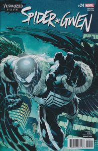 [Spider-Gwen #24 (Venomized Vulture Variant) (Product Image)]