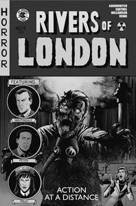 [Rivers Of London #4 (Action At A Distance) (Product Image)]