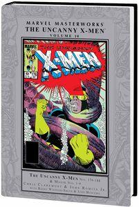 [Marvel Masterworks: Uncanny X-Men: Volume 10 (Hardcover) (Product Image)]