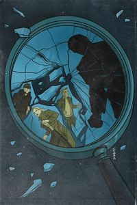 [Nancy Drew & Hardy Boys: The Death Of Nancy Drew #6 (Cover A Eisma) (Product Image)]