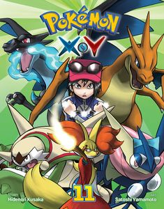 [Pokemon XY: Volume 11 (Product Image)]