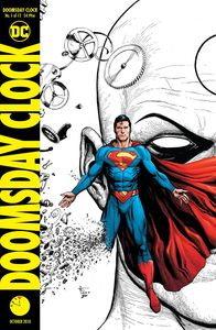[Doomsday Clock #1 (4th Printing) (Product Image)]