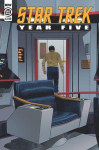 [Star Trek: Year Five #22 (Product Image)]