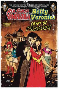 [Red Sonja & Vampirella Meet Betty & Veronica #9 (Cover B Hack) (Product Image)]