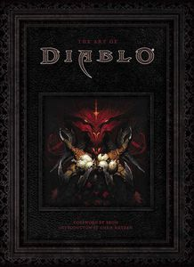 [The Art Of Diablo (Hardcover) (Product Image)]