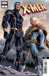 [Uncanny X-Men: Annual #1 (2nd Printing Gomez Variant) (Product Image)]