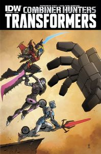 [Transformers: Combiner Hunters Special (Product Image)]