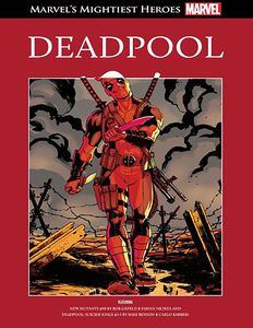 [Marvel's Mightiest Heroes: Volume 61: Deadpool (Product Image)]