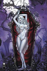 [Lady Death: Blasphemy Anthem #1 (Krome Elite Variant) (Product Image)]