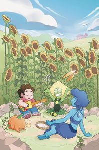 [Steven Universe: Ongoing #31 (Cover A Main Loughran) (Product Image)]