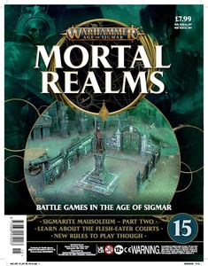 [Warhammer: Age Of Sigmar: Mortal Realms #15 (Product Image)]
