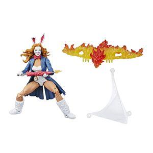 [Spider-Man: Marvel Legends Action Figure: White Rabbit (Product Image)]