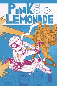 [Pink Lemonade #2 (Cover A Nick Cagnetti) (Product Image)]