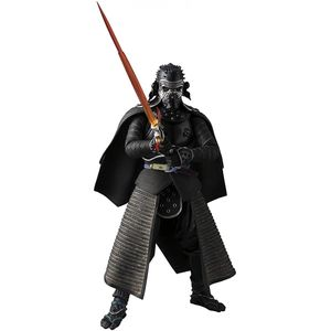 [Star Wars: Meisho Movie Realisation Action Figure: Samurai Kylo Ren (Product Image)]