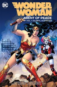 [Wonder Woman: Agent Of Peace: Volume 1: Global Guardian (Product Image)]
