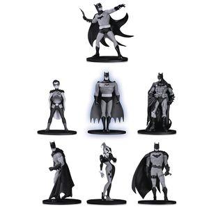 [Batman: Black & White Mini Figure 7-Pack (Box Set 2) (Product Image)]