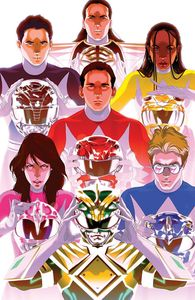 [Power Rangers #1 (Montes Wraparound Variant) (Product Image)]