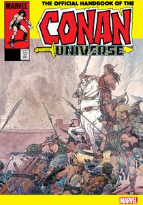 [Official Handbook Of Conan Universe (Anniversary Edition) (Product Image)]