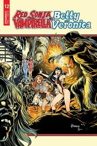 [Red Sonja & Vampirella Meet Betty & Veronica #12 (Cover C Braga) (Product Image)]