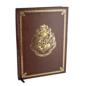 [Harry Potter: Notebook: Hogwarts Crest (Product Image)]