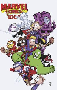 [Marvel Comics #1000 (Young Variant) (Product Image)]