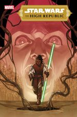 [The latest cover for Star Wars: High Republic]