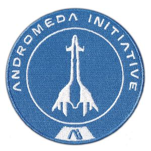 [Mass Effect: Andromeda: Embroidered Patch: Tempest (Product Image)]