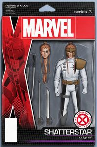 [Powers Of X #3 (Christopher Action Figure Variant) (Product Image)]