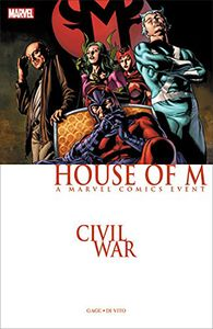 [Civil War: House Of M (Product Image)]