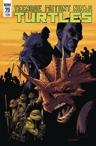 [Teenage Mutant Ninja Turtles Ongoing #79 (Cover A Couceiro) (Product Image)]