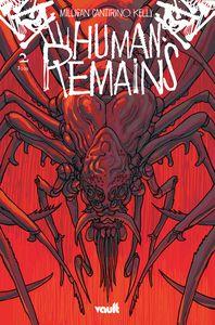 [Human Remains #2 (Cover B Hixson) (Product Image)]