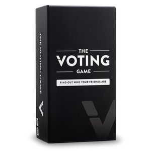 [The Voting Game (Product Image)]