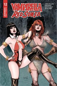 [Vampirella/Red Sonja #12 (Cover B Acosta) (Product Image)]