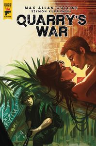 [Hard Case Crime: Quarry's War #2 (Cover B Ianniciello) (Product Image)]