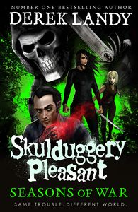 [Skulduggery Pleasant: Book 13: Seasons Of War (Hardcover) (Product Image)]