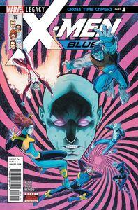 [X-Men: Blue #16 (Legacy) (Product Image)]