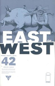 [East Of West #42 (Product Image)]