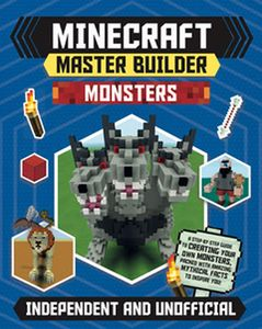 [Minecraft Master Builder: Monsters (Product Image)]
