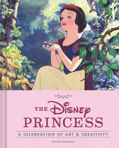 [Disney Princess: A Celebration Of Art And Creativity (Hardcover) (Product Image)]