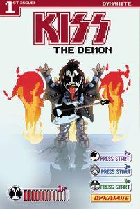 [Kiss: Demon #1 (Cover C Adams 8 Bit) (Product Image)]