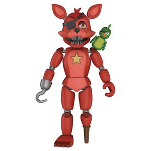 [Five Nights At Freddy's: Pizza Simulator: Action Figure: Rockstar Foxy (Product Image)]