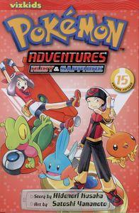 [Pokemon: Adventures: Volume 15 (Product Image)]