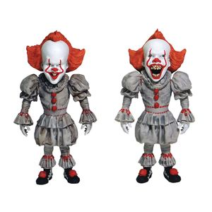 [IT: D-Formz Figures: Pennywise (2 Pack) (Product Image)]