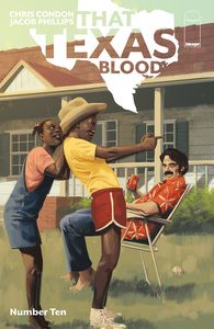 [That Texas Blood #10 (Product Image)]
